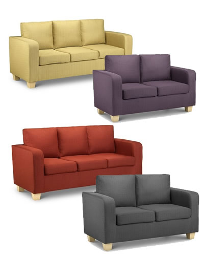 Mini max 3 2 sofa package bristol sofa beds for Sofa bed 3 2