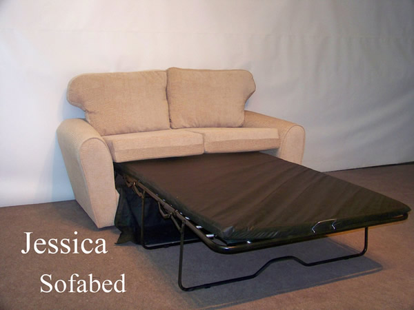 Jessica sofa bed bristol sofa beds for Flat pack sofa bed